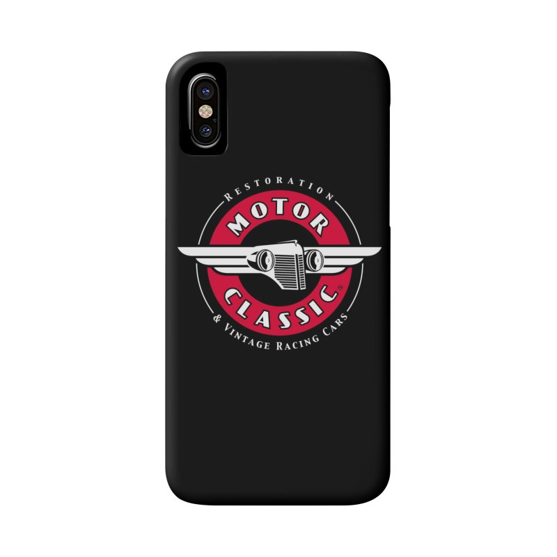 Motor Classic Accessories Phone Case by Rocket Artist Shop