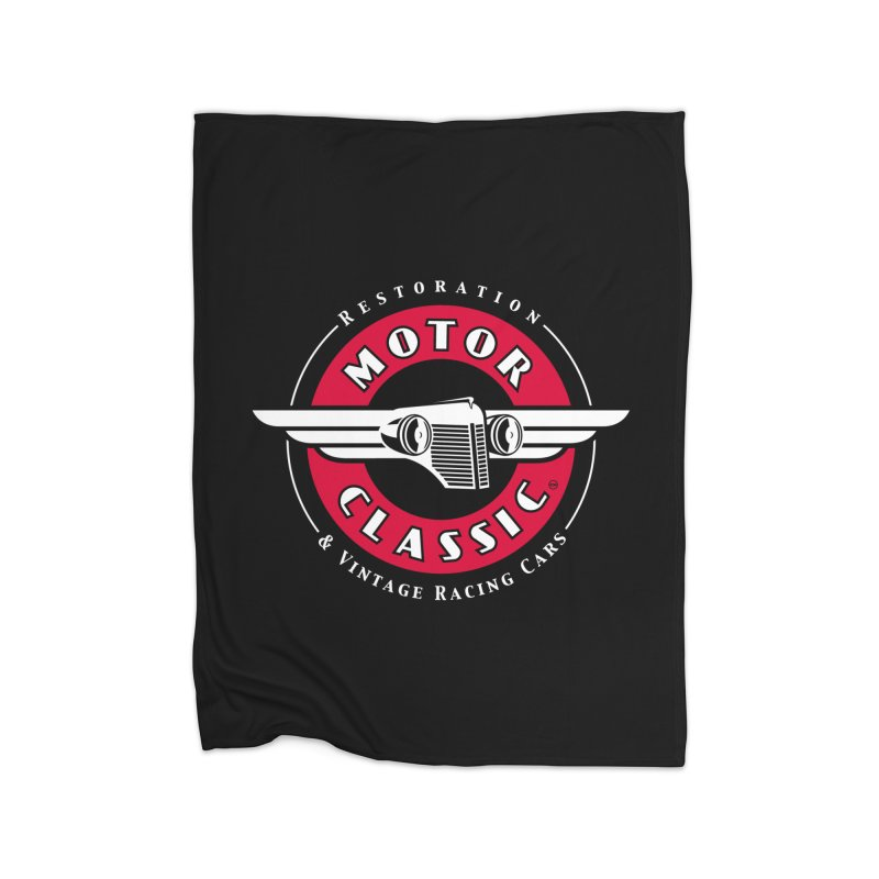 Motor Classic Home Blanket by Rocket Artist Shop