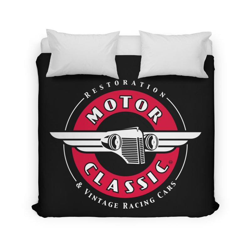Motor Classic Home Duvet by Rocket Artist Shop