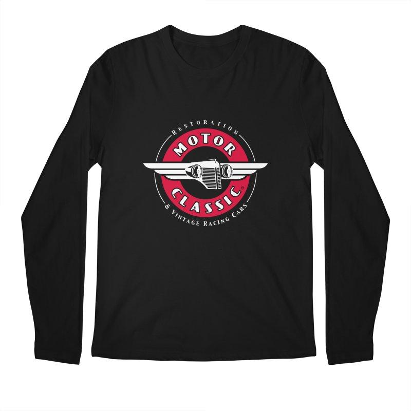 Motor Classic Men's Longsleeve T-Shirt by Rocket Artist Shop