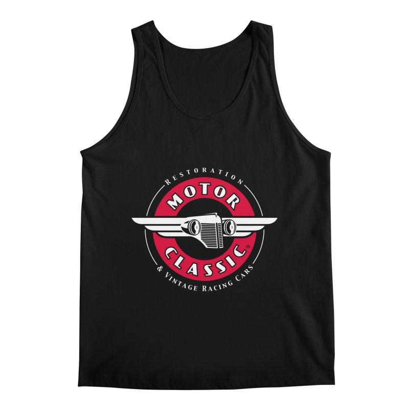 Motor Classic Men's Tank by Rocket Artist Shop