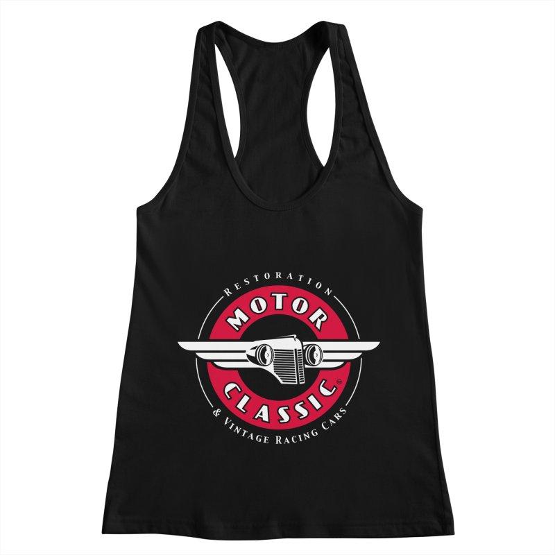 Motor Classic Women's Racerback Tank by Rocket Artist Shop