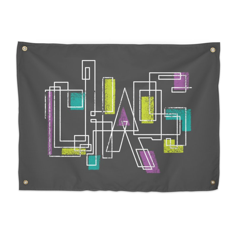 CHAOS Home Tapestry by Rocket Artist Shop
