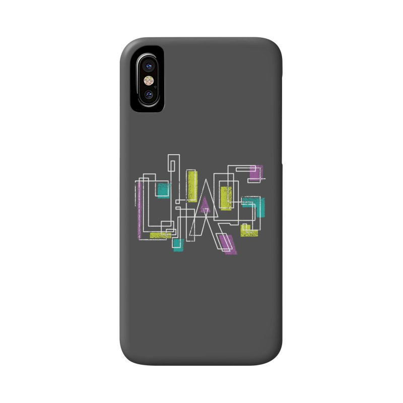 CHAOS Accessories Phone Case by Rocket Artist Shop