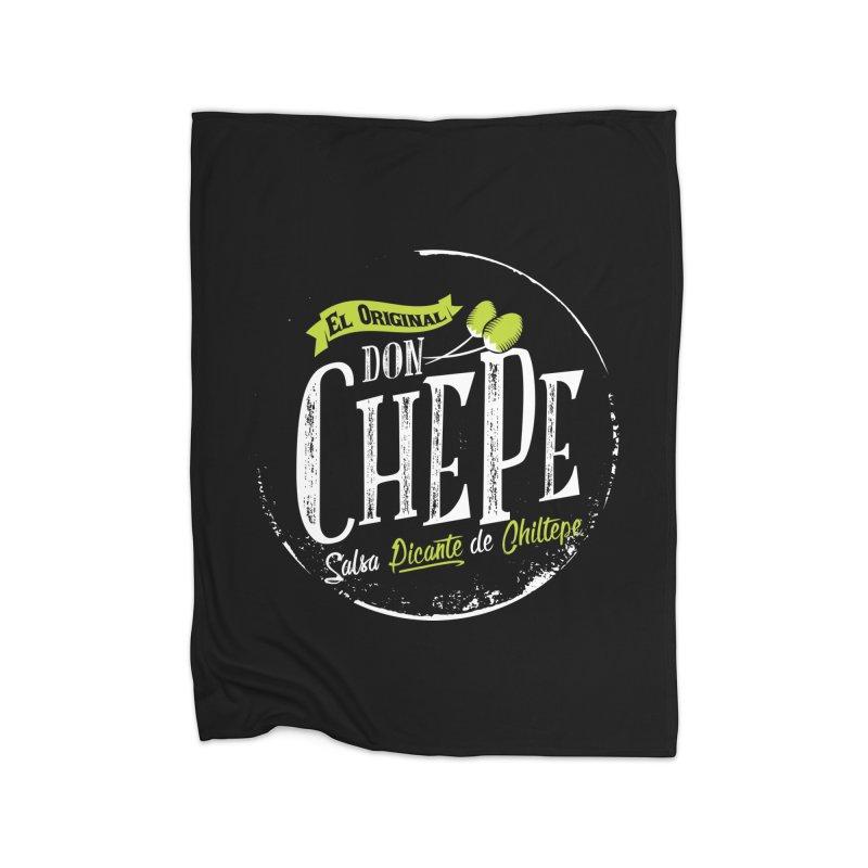 Don Chepe Home Blanket by Rocket Artist Shop