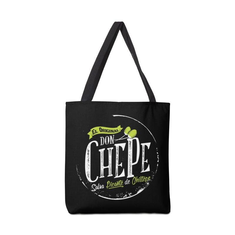 Don Chepe Accessories Bag by Rocket Artist Shop