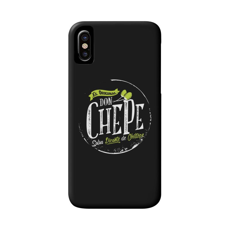 Don Chepe Accessories Phone Case by Rocket Artist Shop