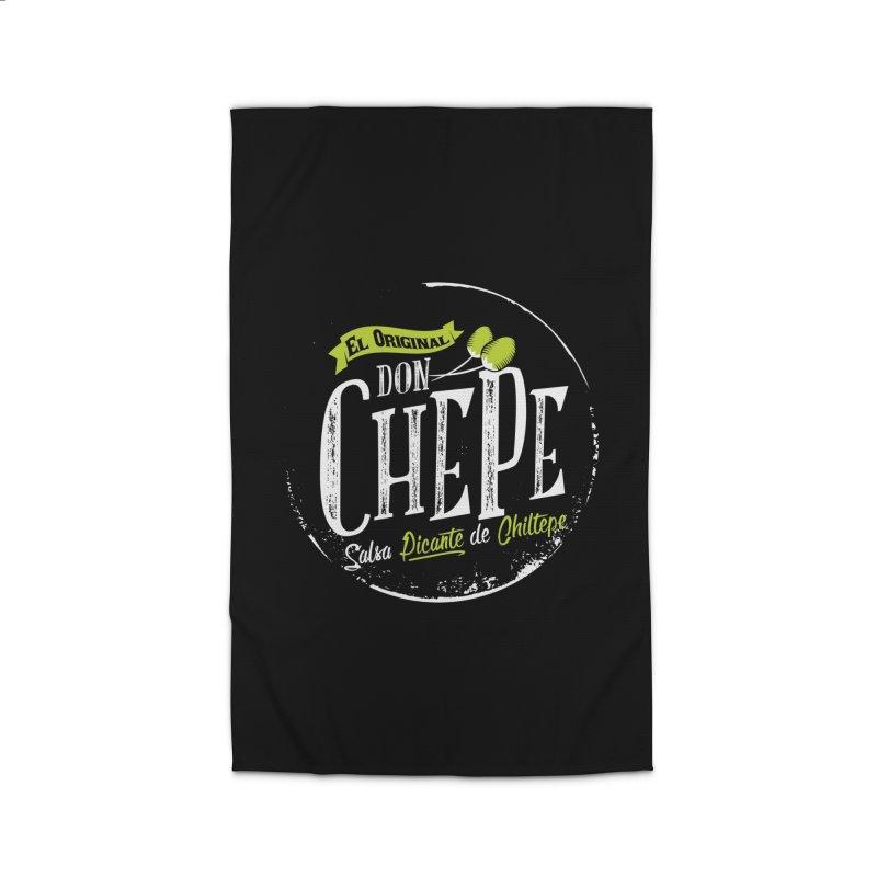 Don Chepe Home Rug by Rocket Artist Shop