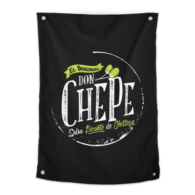 Don Chepe Home Tapestry by Rocket Artist Shop