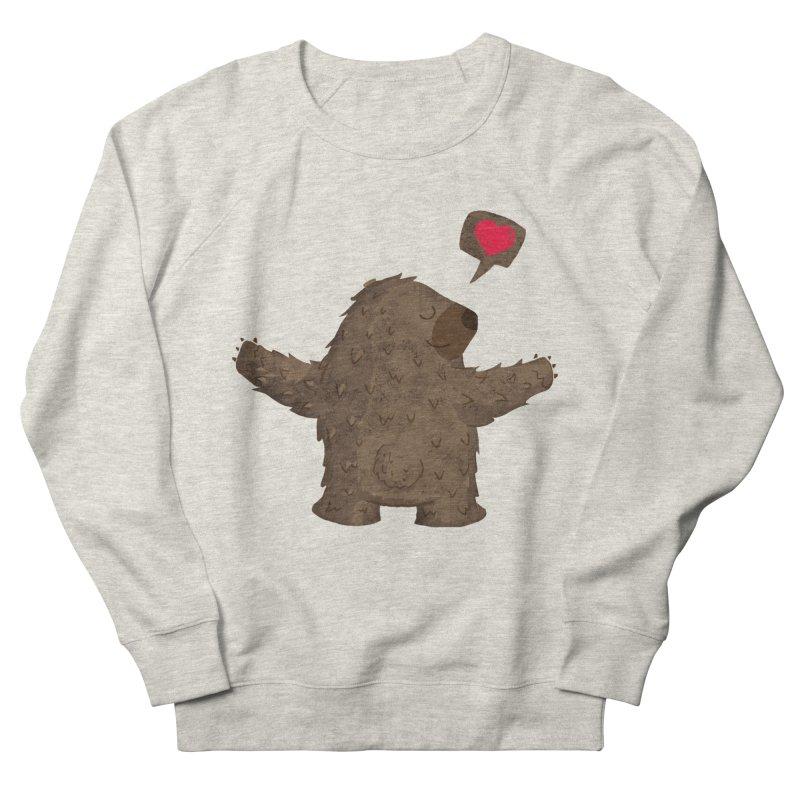 Big Hug Women's Sweatshirt by Rocket Artist Shop