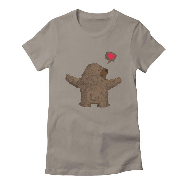 Big Hug Women's T-Shirt by Rocket Artist Shop