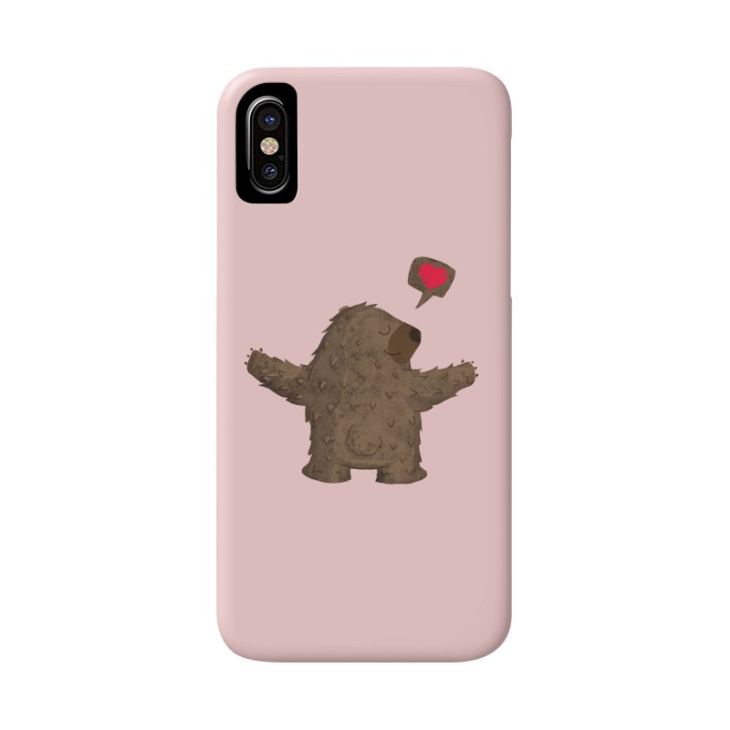 Big Hug Accessories Phone Case by Rocket Artist Shop
