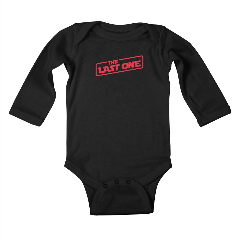 THE LAST ONE Kids Baby Longsleeve Bodysuit by Rocket Artist Shop