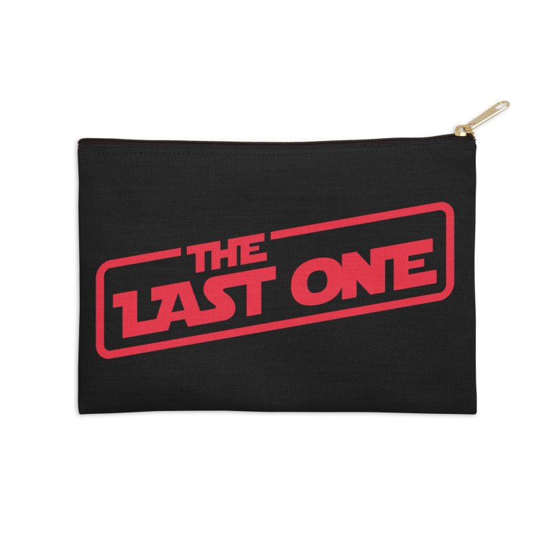 THE LAST ONE Accessories Zip Pouch by Rocket Artist Shop