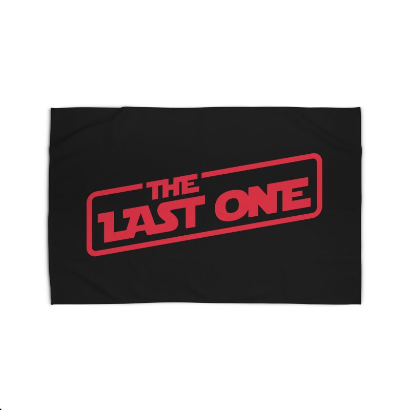 THE LAST ONE Home Rug by Rocket Artist Shop