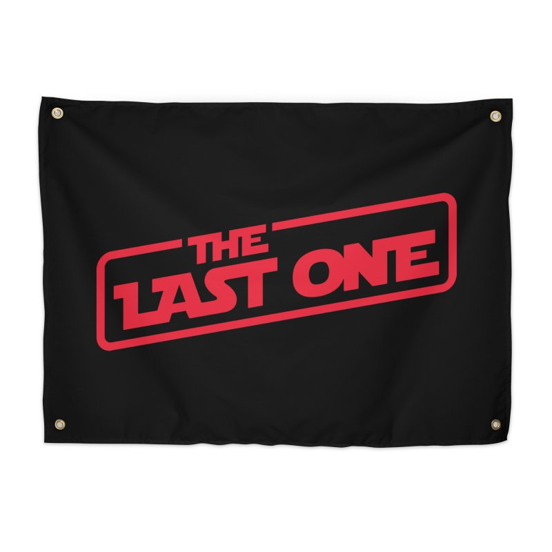 THE LAST ONE Home Tapestry by Rocket Artist Shop