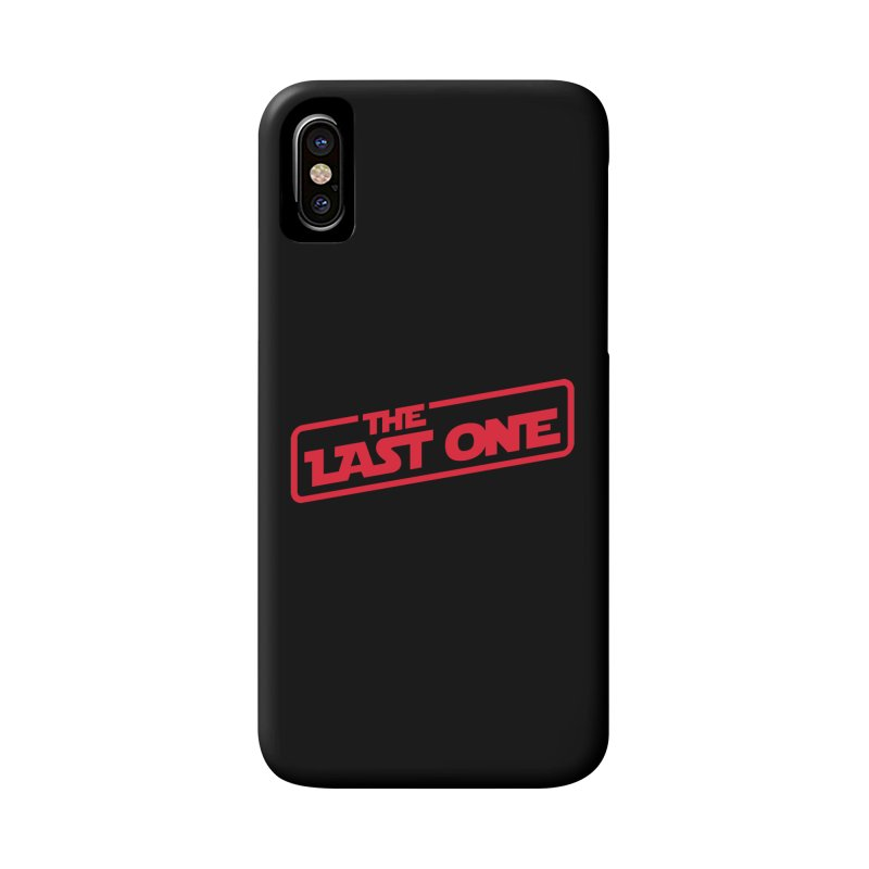 THE LAST ONE Accessories Phone Case by Rocket Artist Shop