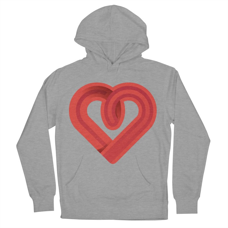 In the name of love Women's Pullover Hoody by Rocket Artist Shop