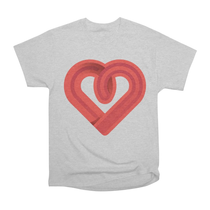 In the name of love Women's Classic Unisex T-Shirt by Rocket Artist Shop