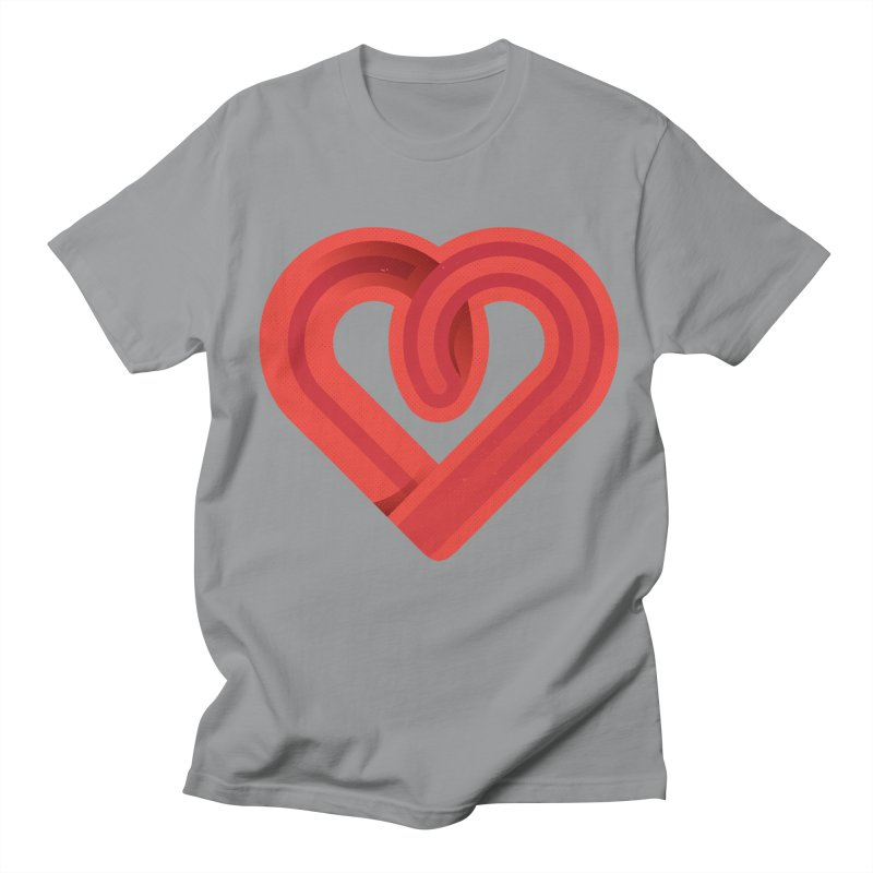 In the name of love Women's Unisex T-Shirt by Rocket Artist Shop