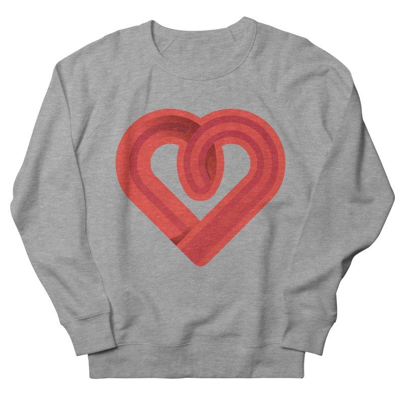 In the name of love Women's Sweatshirt by Rocket Artist Shop