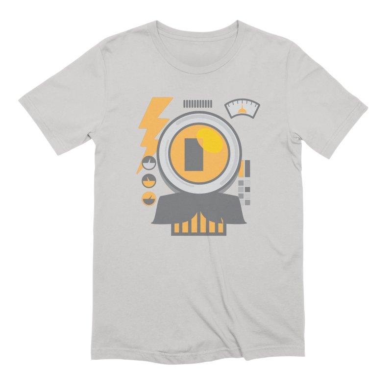 MR RoBT Men's Extra Soft T-Shirt by Rocket Artist Shop