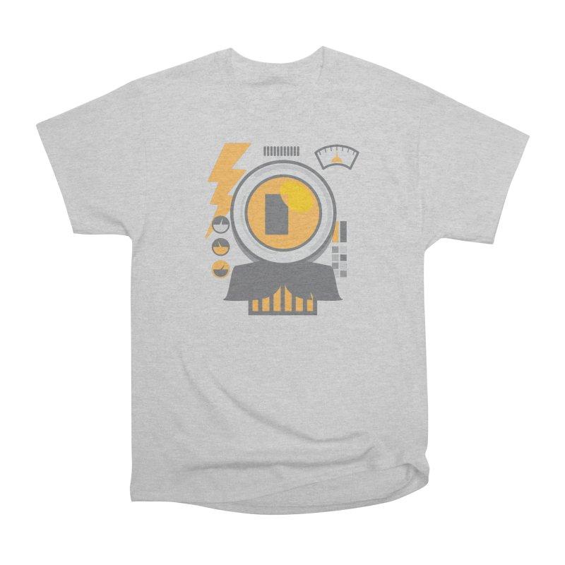 MR RoBT Men's Heavyweight T-Shirt by Rocket Artist Shop