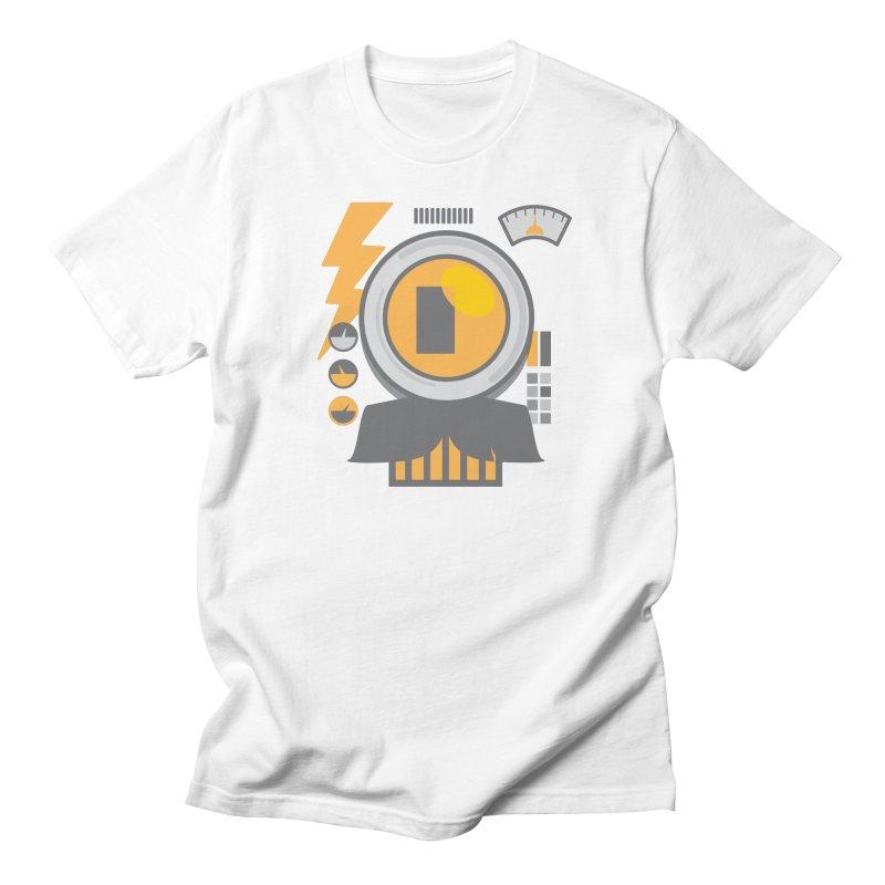 MR RoBT Men's Regular T-Shirt by Rocket Artist Shop