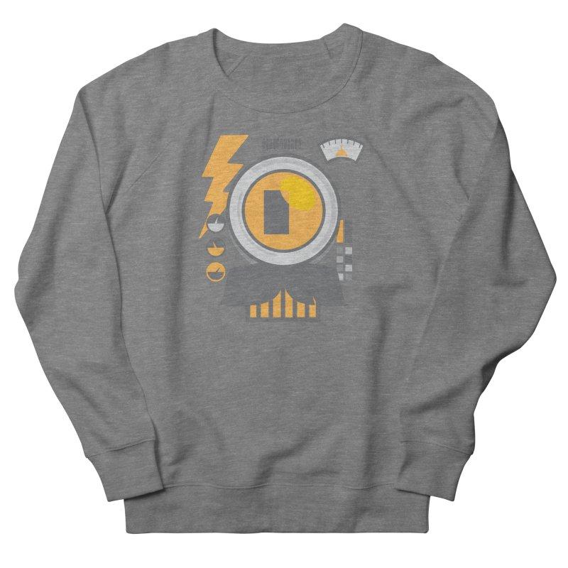 MR RoBT Men's Sweatshirt by Rocket Artist Shop
