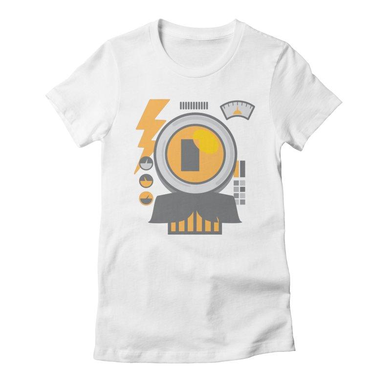 MR RoBT Women's T-Shirt by Rocket Artist Shop