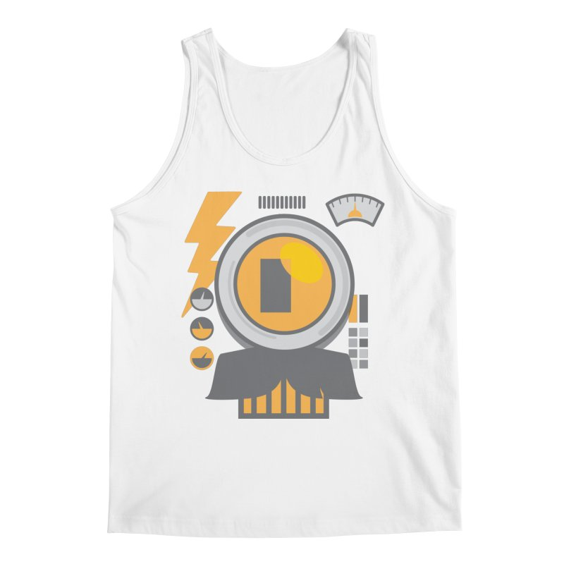 MR RoBT Men's Regular Tank by Rocket Artist Shop