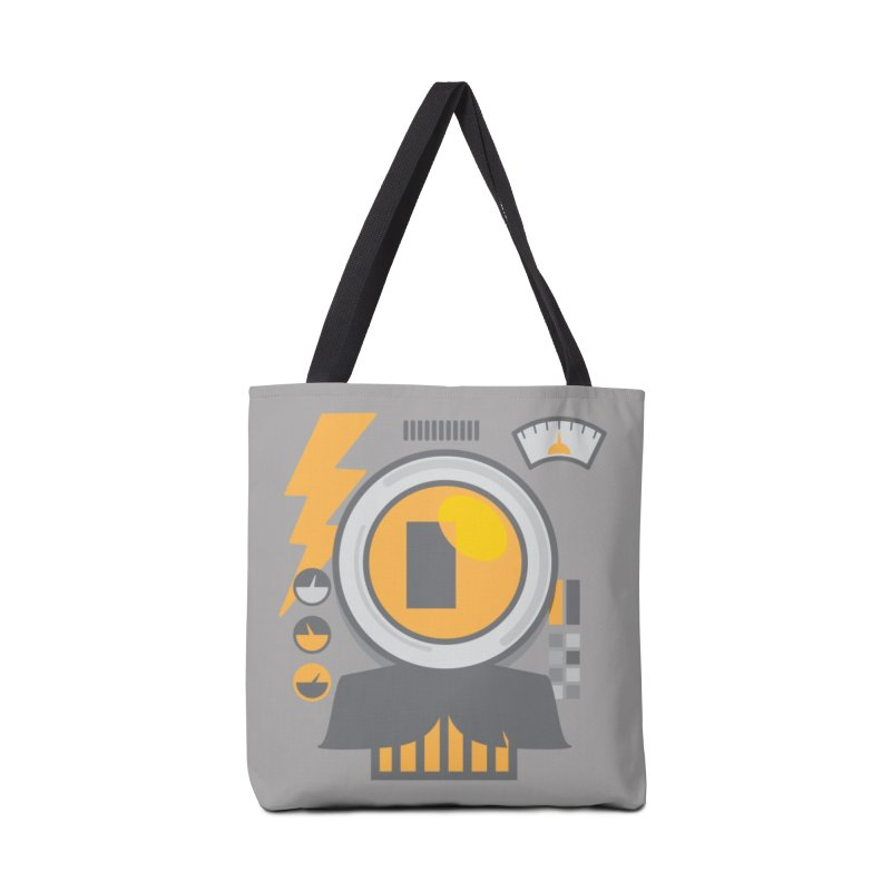 MR RoBT Accessories Tote Bag Bag by Rocket Artist Shop