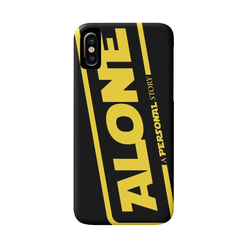 Alone Accessories Phone Case by Rocket Artist Shop