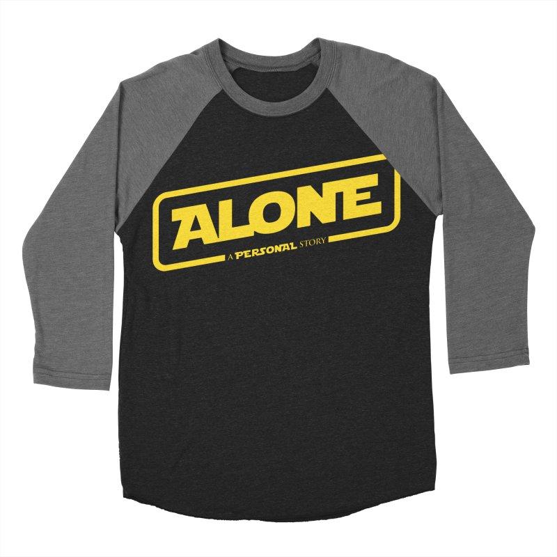 Alone Women's Longsleeve T-Shirt by Rocket Artist Shop
