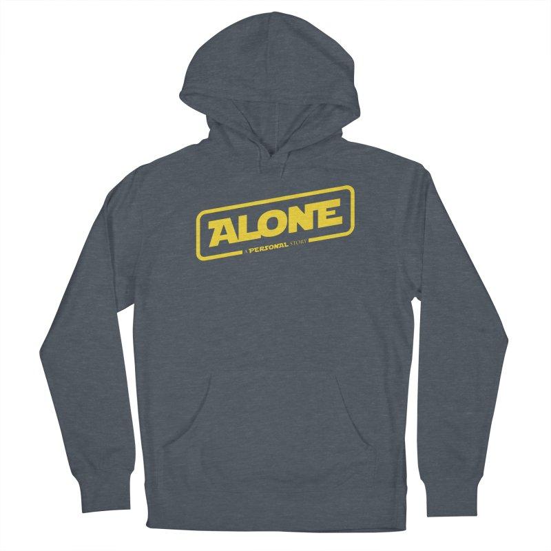 Alone Women's Pullover Hoody by Rocket Artist Shop