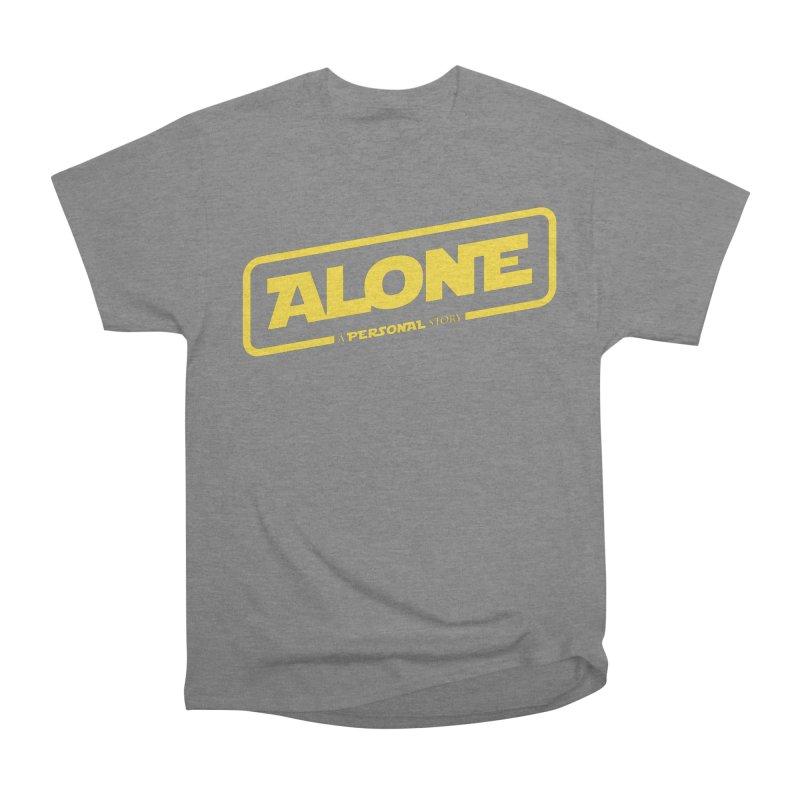 Alone Men's T-Shirt by Rocket Artist Shop