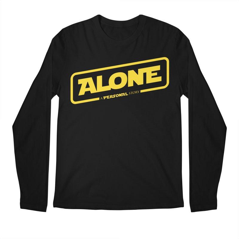 Alone Men's Longsleeve T-Shirt by Rocket Artist Shop