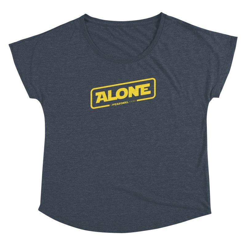 Alone Women's Dolman by Rocket Artist Shop