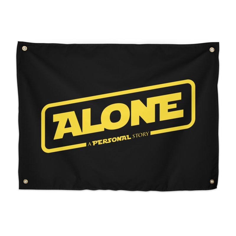 Alone Home Tapestry by Rocket Artist Shop