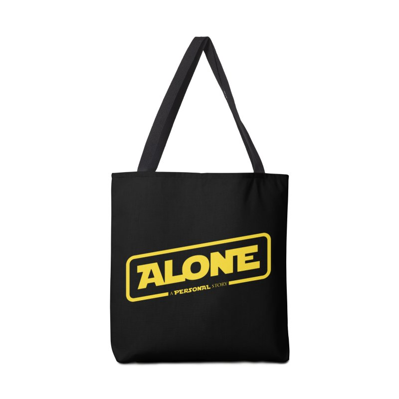 Alone Accessories Tote Bag Bag by Rocket Artist Shop