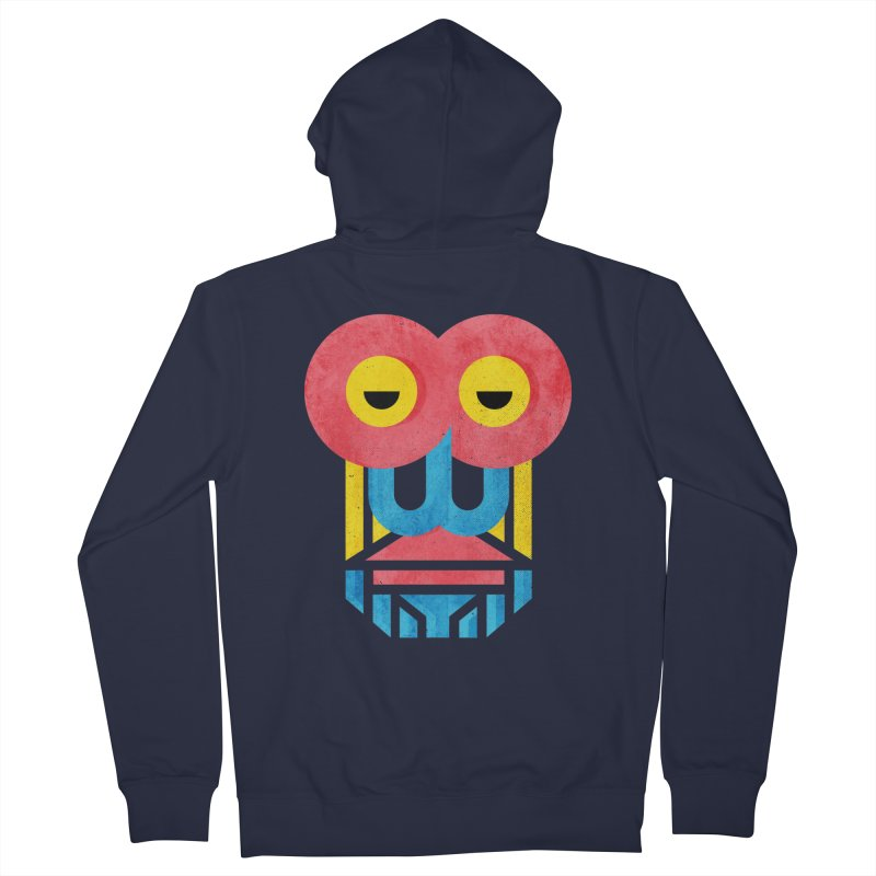 Monkey Business Women's Zip-Up Hoody by Rocket Artist Shop
