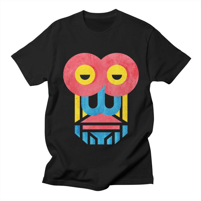 Monkey Business Women's Regular Unisex T-Shirt by Rocket Artist Shop