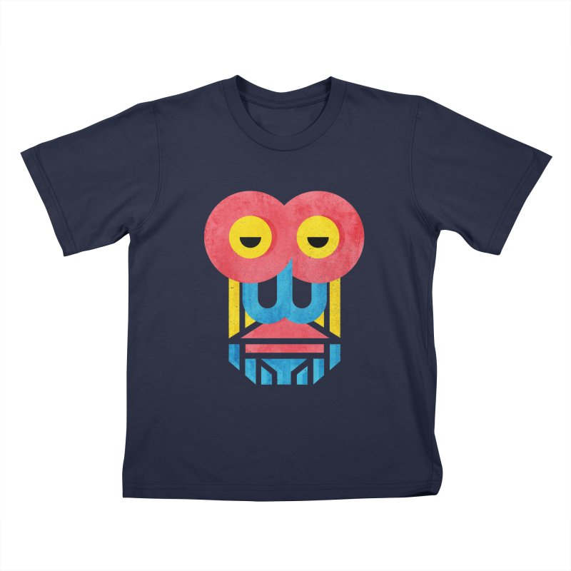 Monkey Business Kids T-Shirt by Rocket Artist Shop