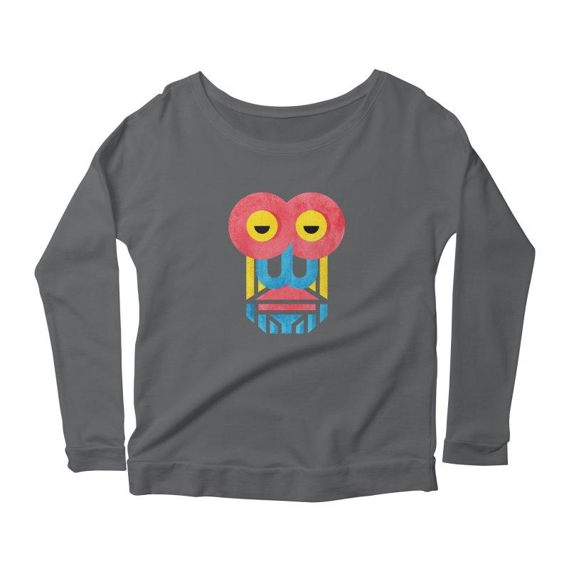 Monkey Business Women's Longsleeve T-Shirt by Rocket Artist Shop