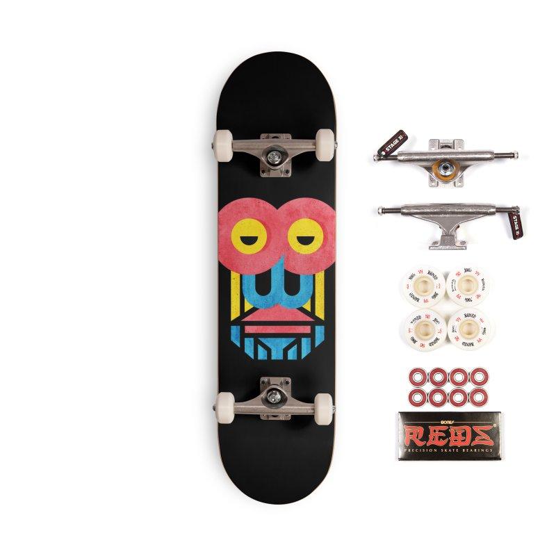 Monkey Business Accessories Complete - Pro Skateboard by Rocket Artist Shop
