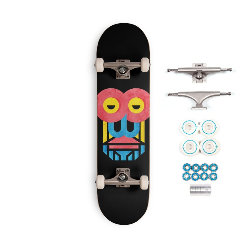 Monkey Business Accessories Skateboard by Rocket Artist Shop