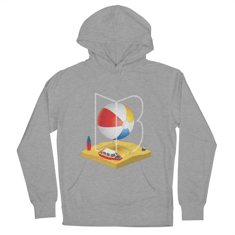B is for,,, Women's Pullover Hoody by Rocket Artist Shop
