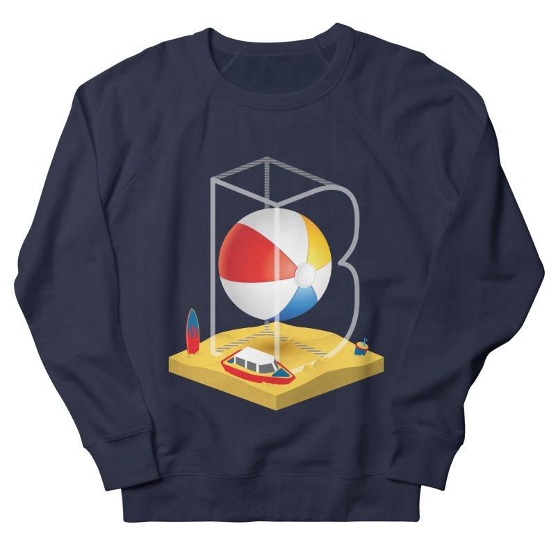 B is for,,, Women's Sweatshirt by Rocket Artist Shop