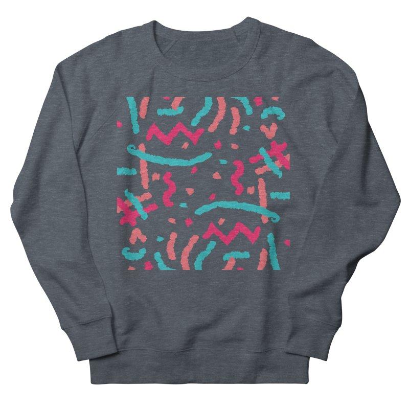 Brushed Dream Men's Sweatshirt by Rocket Artist Shop