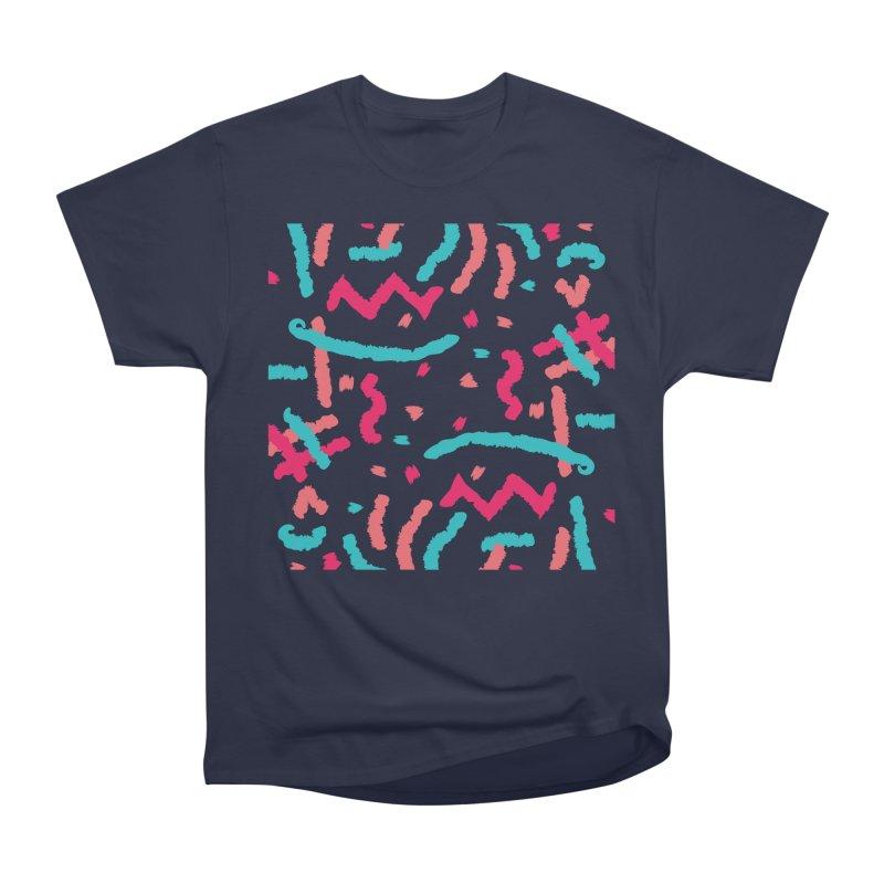 Brushed Dream Men's Heavyweight T-Shirt by Rocket Artist Shop